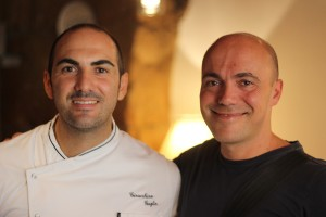 Gioacchino Gaglio e Simone Sabaini