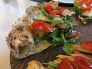 una pizza di Tondo