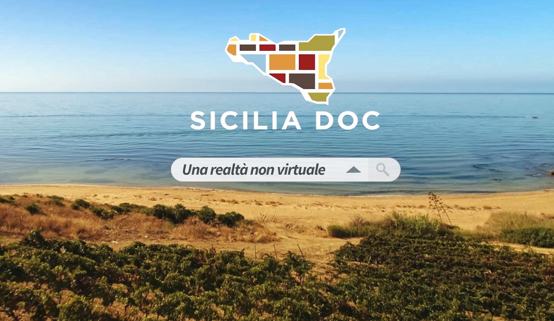 Vini Doc Sicilia frame 8 spot tv