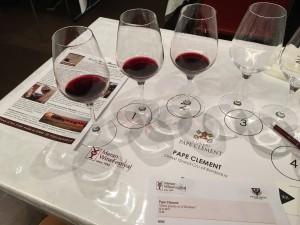 la verticale al Merano Wine Festival