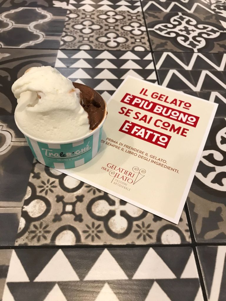 teoria del gelato dating