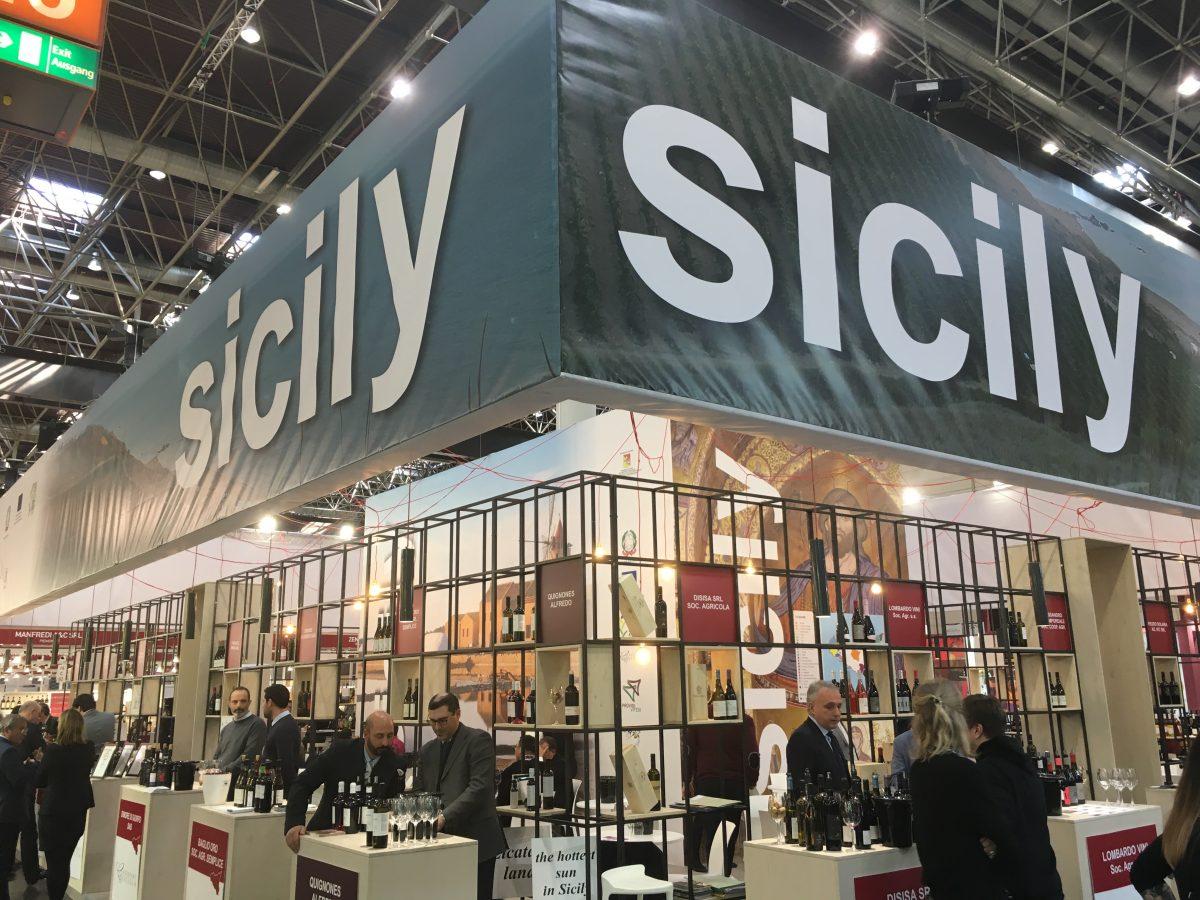 la Sicilia a Prowein 2019