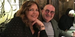 Gagini restaurant Palermo: Stefania Milano e Franco Virga
