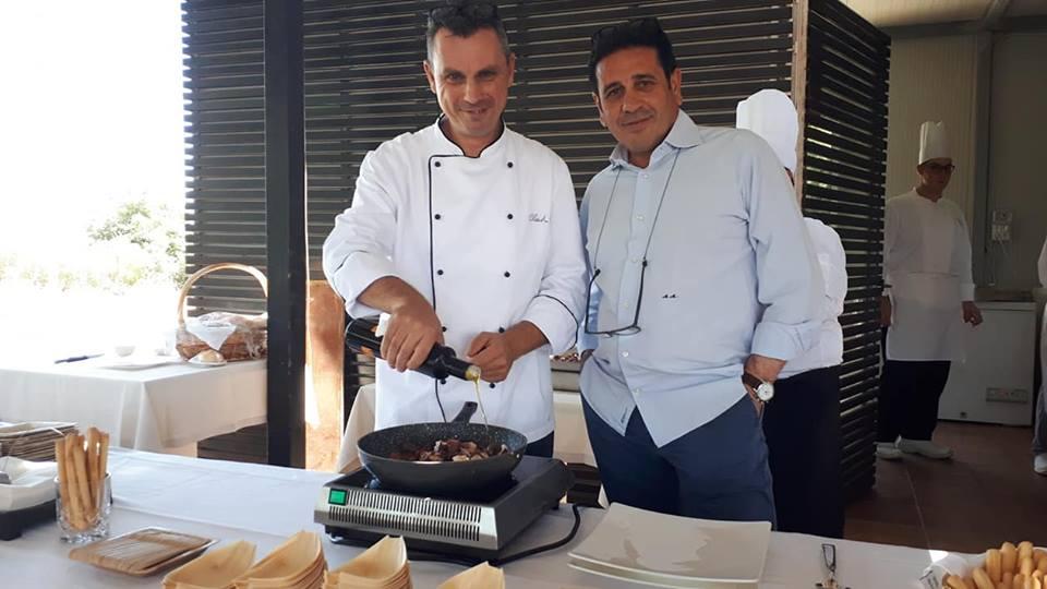 Claudio Ruta e Mauro Malandrino