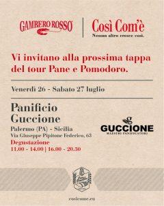 Pane & Pomodoro Tour Palermo
