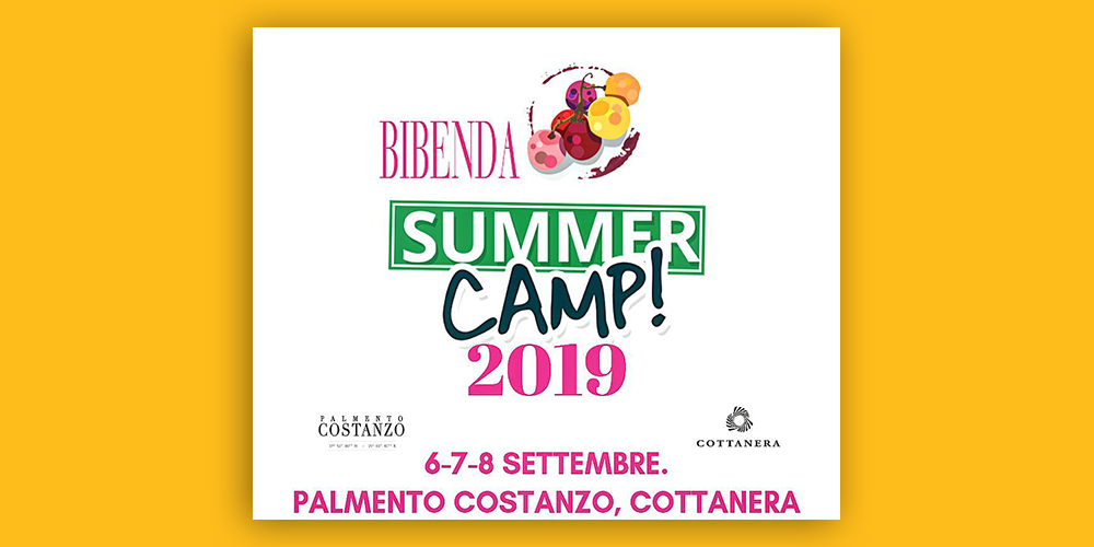 Bibenda Summer Camp 2019