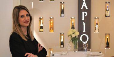 Roberta Cozzetto, Sommelier del ristorante Sàpìo di Catania