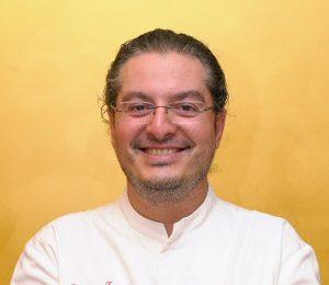 lo chef Damiano Ferraro