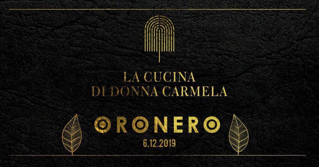Oronero Donna Carmela