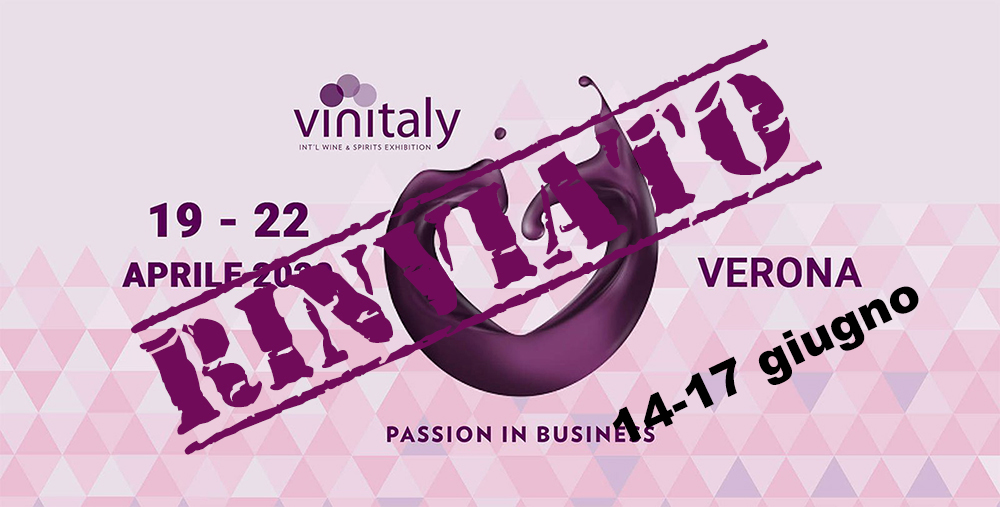 vinitaly 2020 nuove date