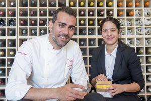 Giuseppe Geraci e Alessandra Quattrocchi