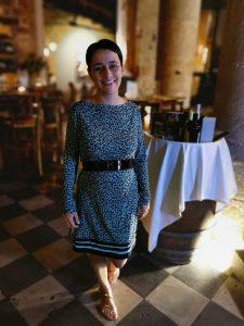 Doriana Ribaudo di Osteria Ballarò di Palermo