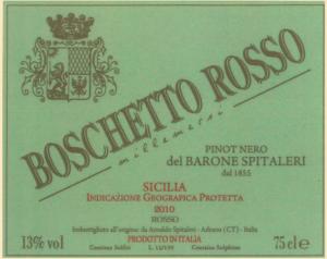 Boschetto Rosso Spitaleri