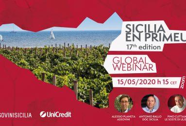 Sicilia en primeur 2020 edizione virtuale