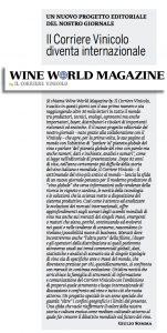 Corriere Vinicolo / Giulio Somma