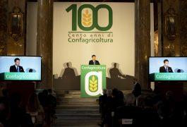 100 anni confagricoltura roma Cottanera