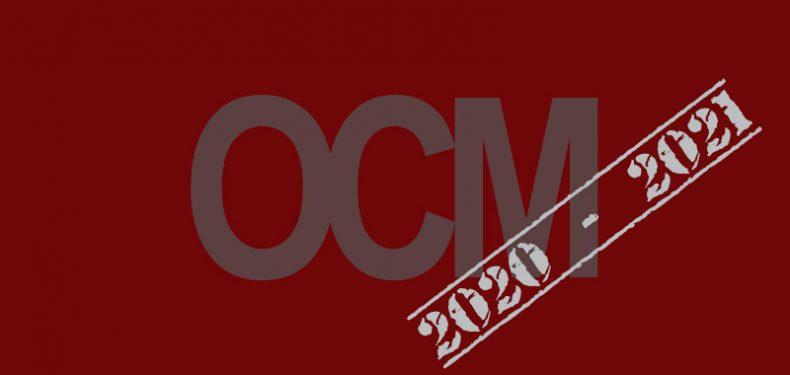 ocm 2021