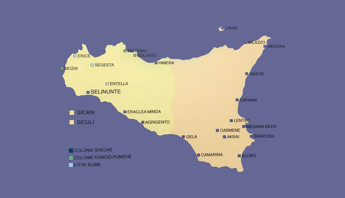 Sicilia antica vino