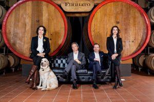 La famiglia Di Gaetano - Firriato