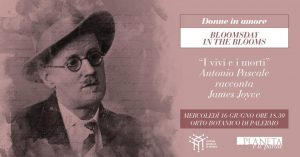 bloomsday in the blooms Planeta