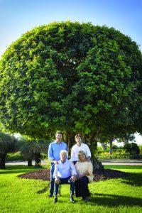 la famiglia Faro