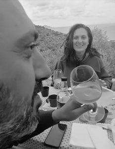 Natascia Santandrea e Luca Caruso